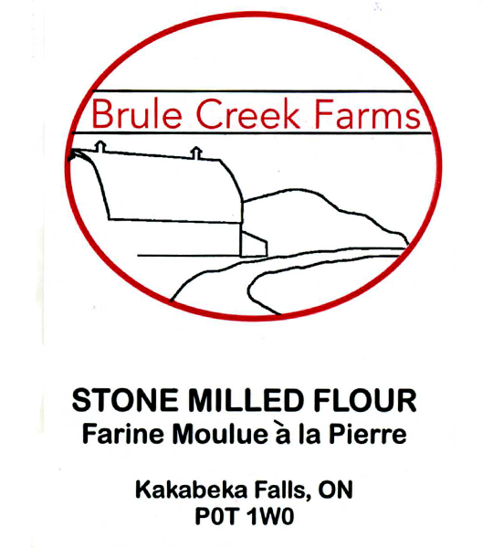 Another Brule Creek Farms Sticker